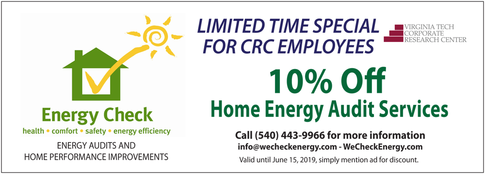 Energy Check Coupon