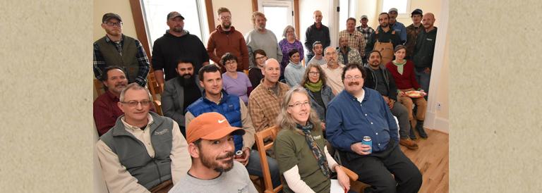 Shelter Alternatives team photo